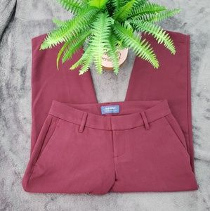 Old Navy Harper Mid-Rise Ankle Pants